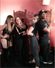 Krystyna and her friend meet Ashanti and Ja Rule